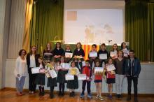 Premis Jocs Florals Primària 2017